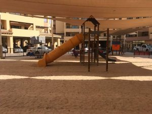 one of the play grounds